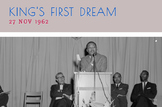 King's First Dream - An Analysis of Martin Luther King's Speeches