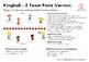 Kingball PE Resource Pack - 3 Versions