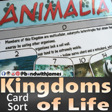 Kingdoms of Life: Card Sort Manipulative