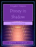 Kingdom Keepers DISNEY IN SHADOW  - Discussion Cards