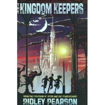 Kingdom Keepers: Disney After Dark Ch. 1-3 Quiz
