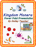 Kingdom Monera Power Point Presentation