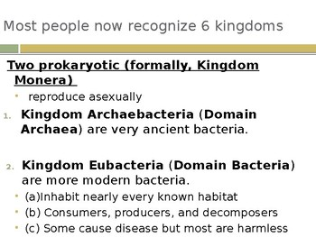 Kingdom Monera amd Viruses