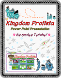 Kingdom Protista Power Point Presentation