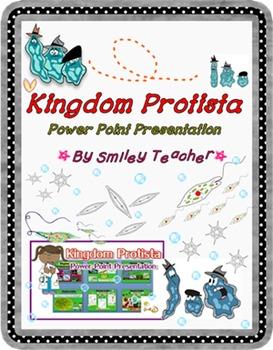 Kingdom Protista Power Point Presentation