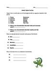 Kingdom of Living Things Quiz