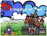 Kingdom of Ten: Making Ten partner game