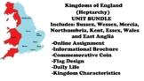 Kingdoms of England Unit Bundle (Heptarchy)