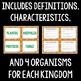 Kingdoms of Life Card Sort