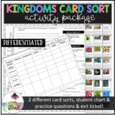 Kingdoms of Life Card Sort Package