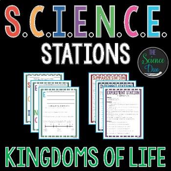 Kingdoms of Life - S.C.I.E.N.C.E. Stations
