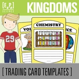 Kingdoms of Life Science Trading Cards