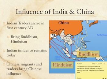 Kingdoms of Southeast Asia and Korea PowerPoint and Keynote Presentations