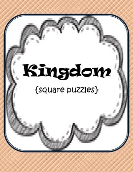 Kingdoms {square puzzles}