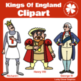 Kings Of England Clipart
