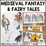 Medieval Fantasy Preschool Activities