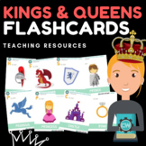 Kings & Queens Flashcards