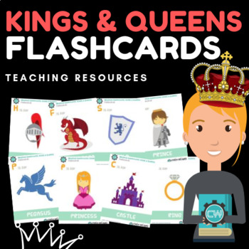 Kings & Queens Flashcards