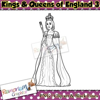 Kings and Queens Clip art