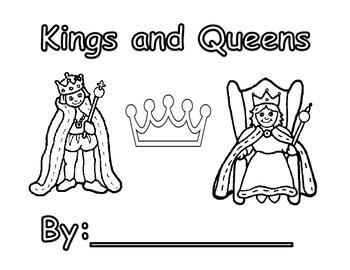 Kings and Queens Common Core Kindergarten Listening Domain 7