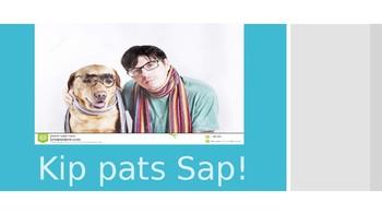 Kip and Sap, a phonics (powerpoint) e-book