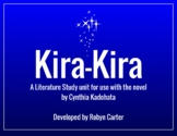Kira-Kira: A Literature Study Unit (editable)