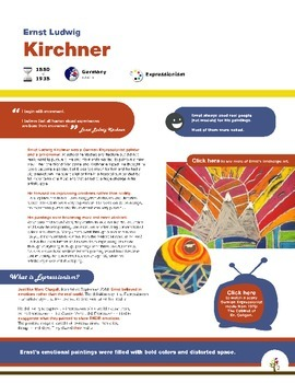 Kirchner and Winter Landscapes