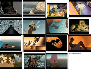 Kirikou et la Sorciere- film pictures