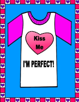 Kiss Me, I'm Perfect!  -- A Reader's Theater