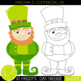 Kiss me, I'm Irish! A St. Paddy's Day Freebie