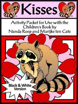 Valentine's Day Language Arts Activities: Kisses Valentine's Day Activity Packet