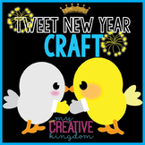 Kissing Birds New Year Craft