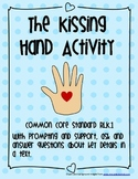 Kissing Hand Common Core Lesson and Activity
