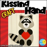 Kissing Hand Craft Back to School