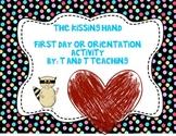 Kissing Hand Craftivity