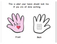 Kissing Hand First Week Activity