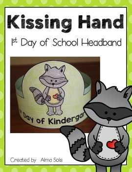 Kissing Hand Hat (Headband)