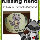 Kissing Hand Hat (Headband)