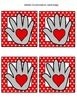 Kissing Hand School Concentration and ABC Identification Games