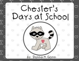 Kissing Hand/Chester Center Activities