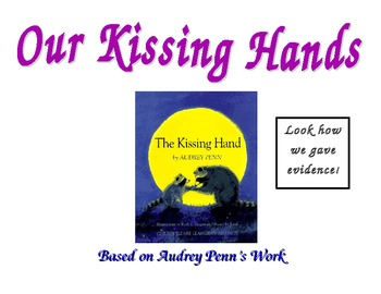 Kissing Hands sign