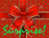 Kissing Santa Surprise Unpitched Percussion Accompaniment