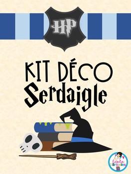 Kit déco-Serdaigle