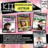 Coin lecture en français // Core French / French immersion/Écriture