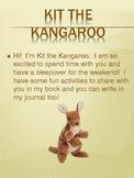 Kit the Kangaroo Class pet