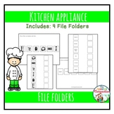 Kitchen Appliances: File Folders