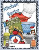 Kitchen Basics Alberta Curriculum Aligned
