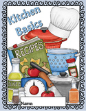 Kitchen Basics Lapbook