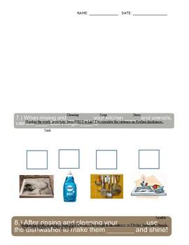 Kitchen Basics- Kitchen Appliances