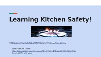 Kitchen Basics: Safety Sanitation and Tools